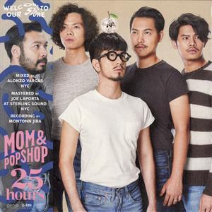 Music-Hires blogspot com: 25 hours - Mom & Popshop (FLAC)