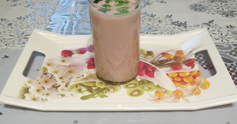 Sol-kadi [coconut-kokum(garcinia Indica) Summer Drink]
