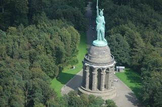 Fotografía Monumento a Arminio - Hermannsdenkmal