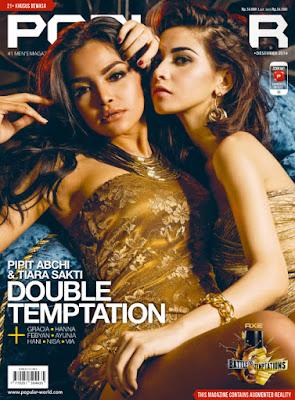 Popular Indonesia Desember 2014 PDF - Model Majalah Pria Dewasa