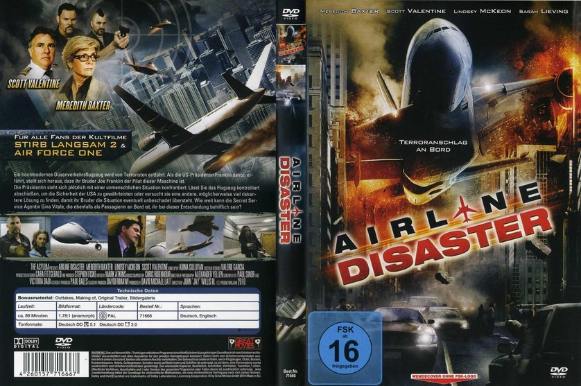 Airline Disaster Hindi Dubbed Full Movie Download