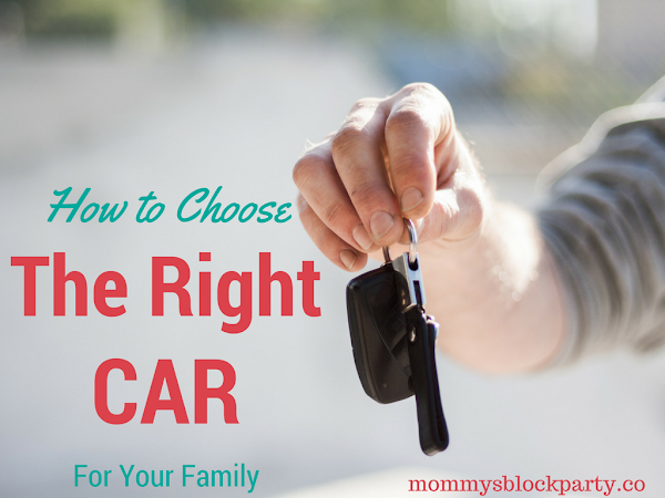 How to Choose the Right Car for Your Family