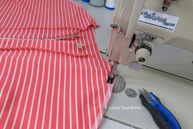 tutorial de costura sudadera mujer