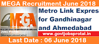 metro rail recruitment 2018