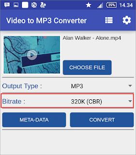 Cara Ubah Video Menjadi MP3 Melalui Android