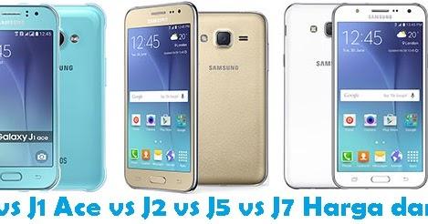 Daftar Harga Hp Samsung J1 J2 J5 J7