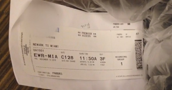 Apparently You Should Never Throw Away Your Boarding Pass. The Reason - I Had No Idea!
