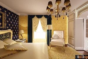 Design interior case stil clasic cu materiale de designer - Brasov