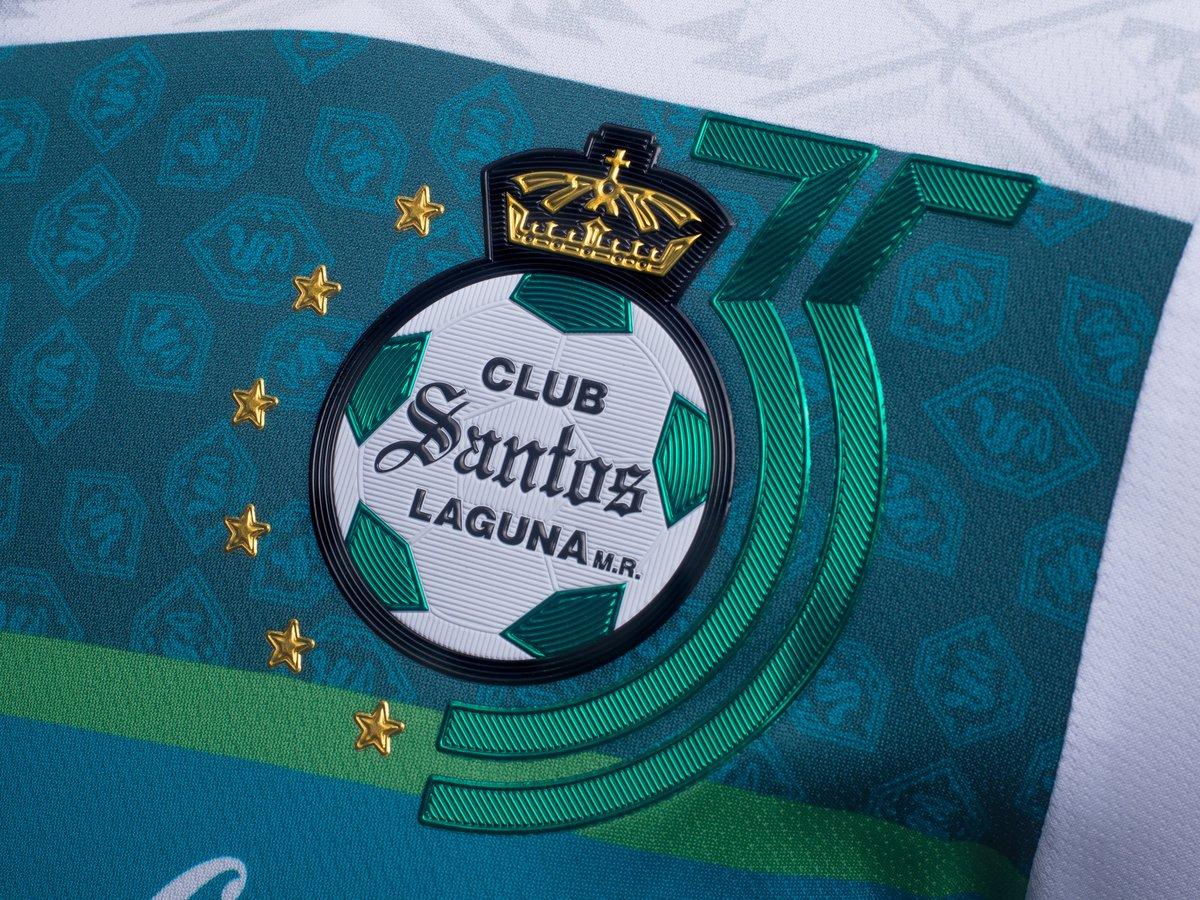 e4e375033f7cd Charly lança camisa comemorativa para o Santos Laguna - Show de Camisas