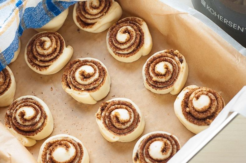 Cynamonowe bułeczki cinnamon rolls