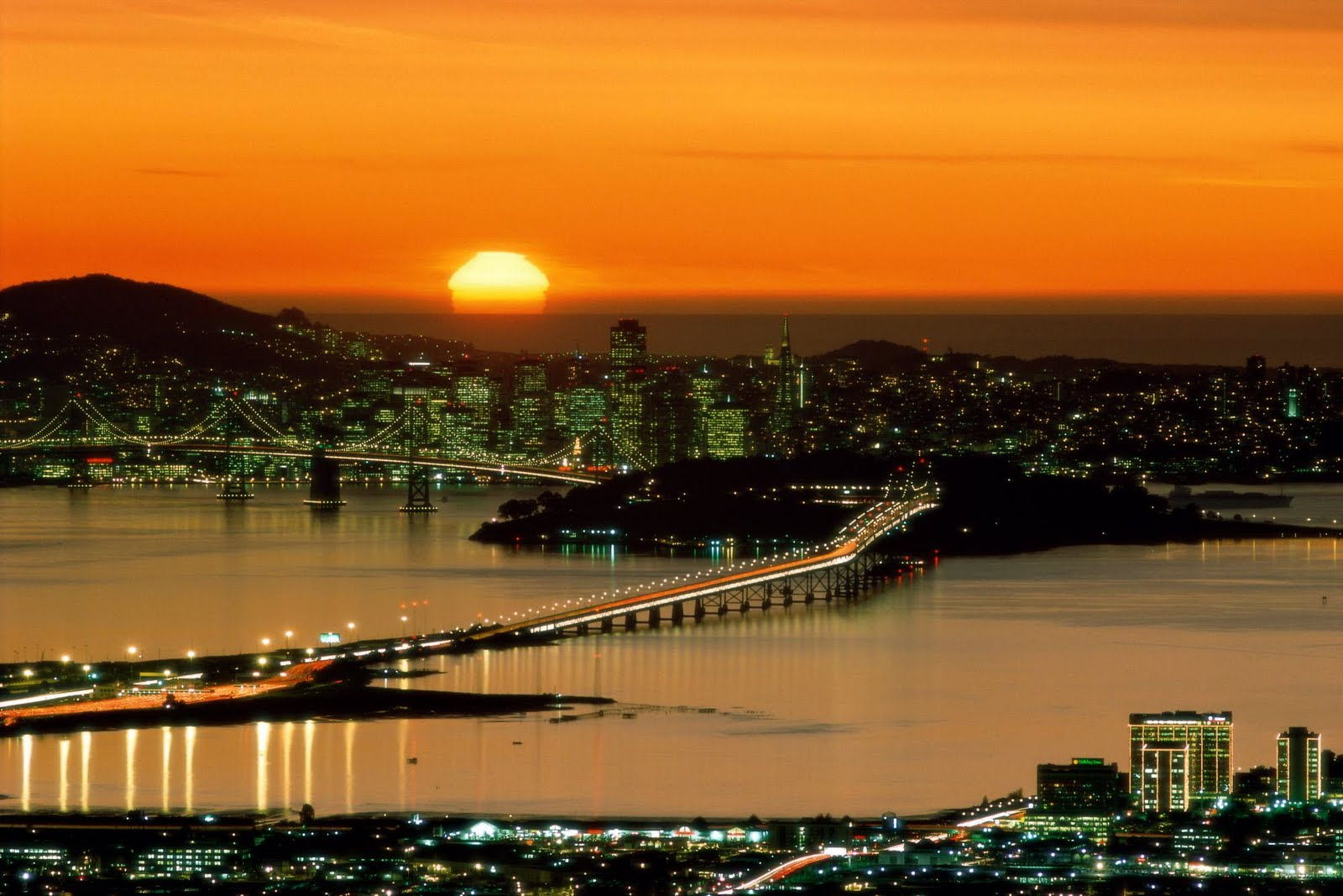 1001Places: Amazing California Wallpapers