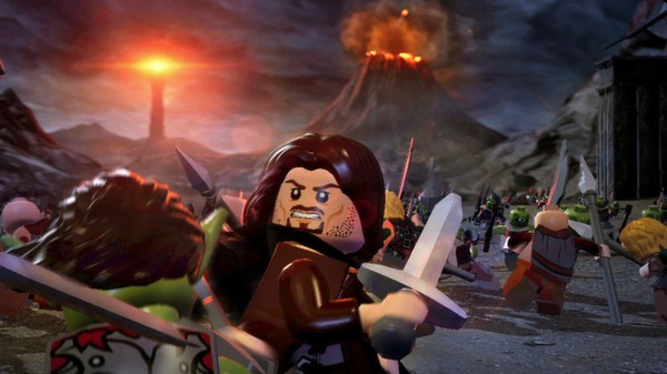 Lego Lord of the Rings Full Version