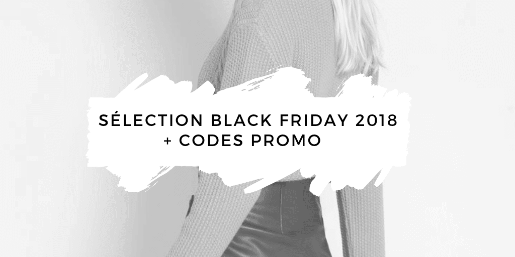 BLACK FRIDAY 2018 / BEAUTY, CLOTHES ALT CODE PROMO DECO