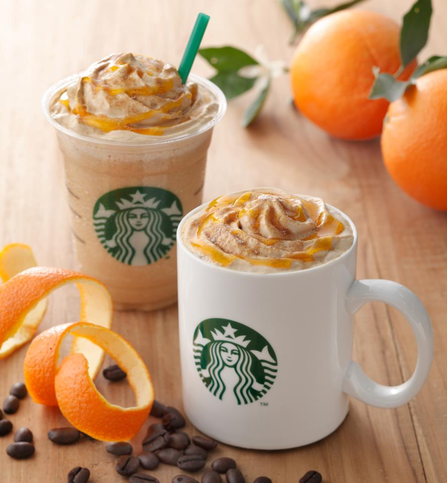What's On The Menu: Starbucks Japan