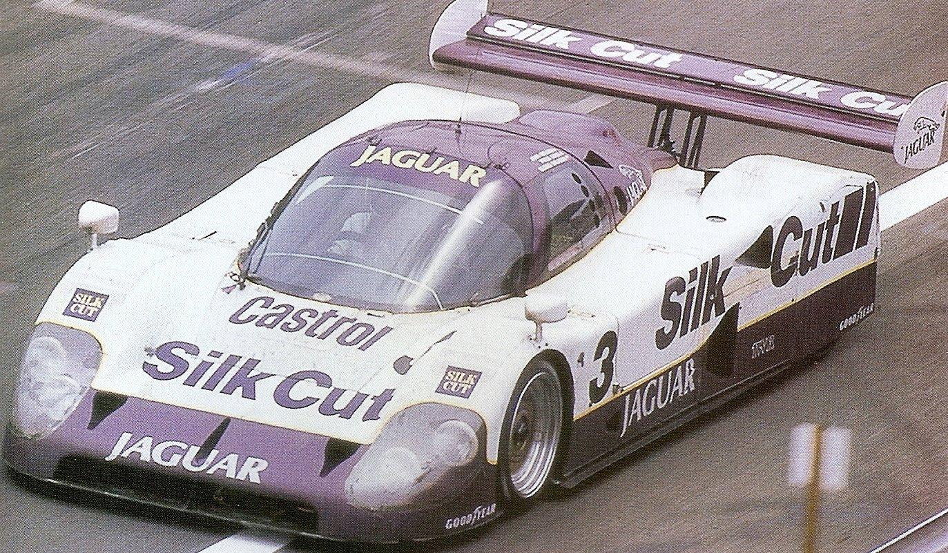 Lauburu43: Jaguar XJR 12 (1990)