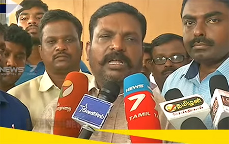 Politicians condemns the killing of Tamil fisherman
