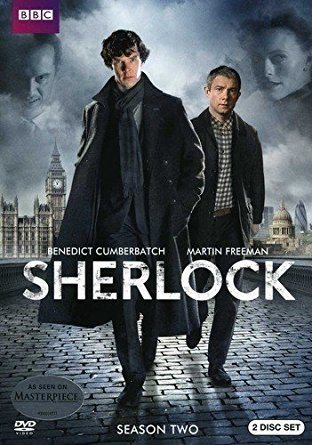 Série Sherlock - 2ª Temporada 2012 Torrent Download