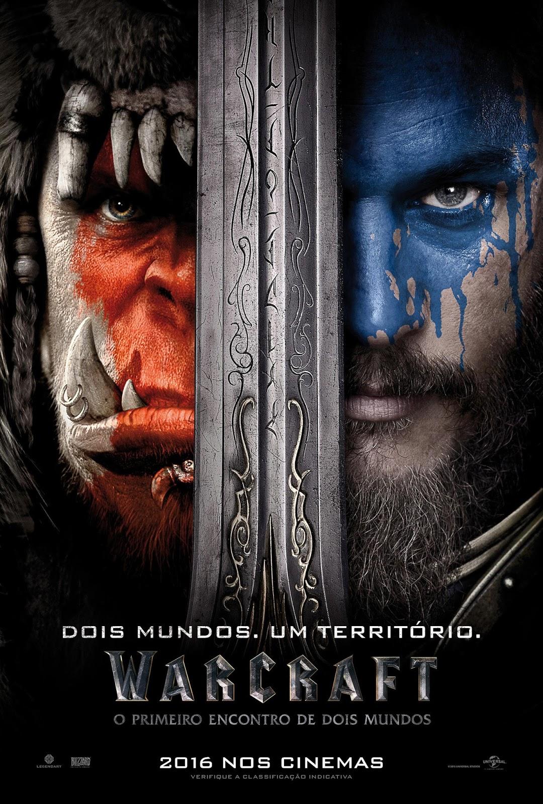 Warcraft: O Primeiro Encontro de Dois Mundos - Dublado