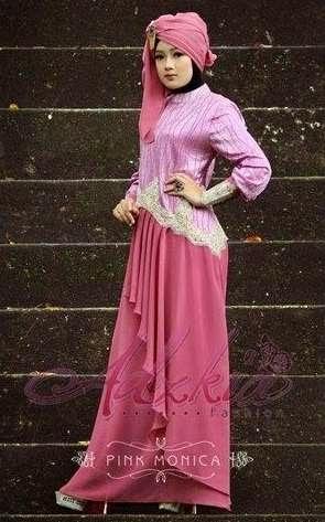 Baju Muslim Terbaru Baju Muslim Wanita