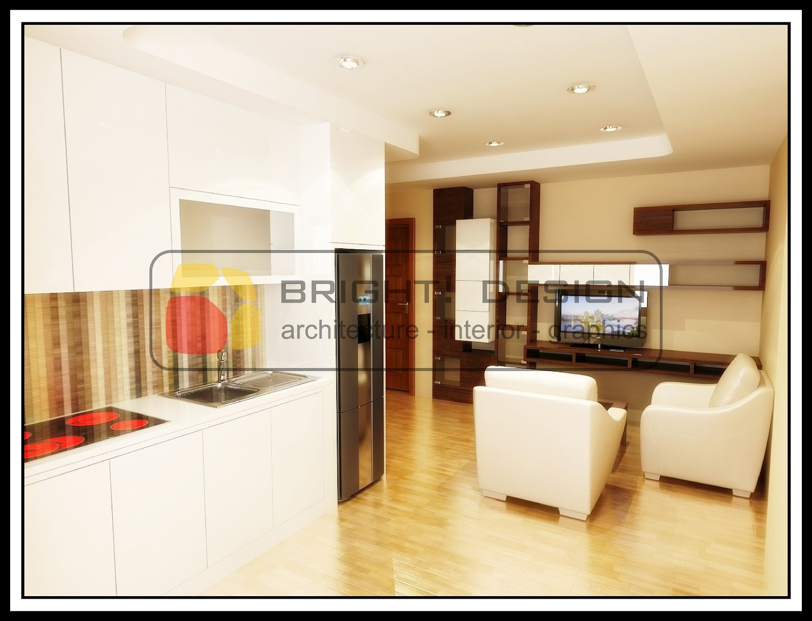 Interior Design For Apartment In Jakarta