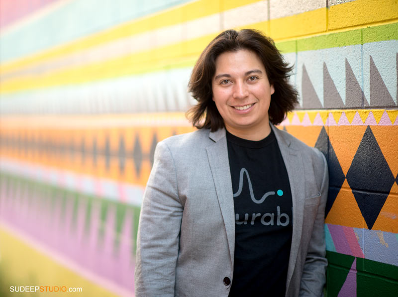 Professional Portraits Headshots Startup Small Business - Ramses Alcaide CEO Neurable - Sudeep Studio.com Ann Arbor Photographer