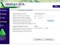 Nama dan Key Smadav Pro 11.8 Update Terbaru 2018