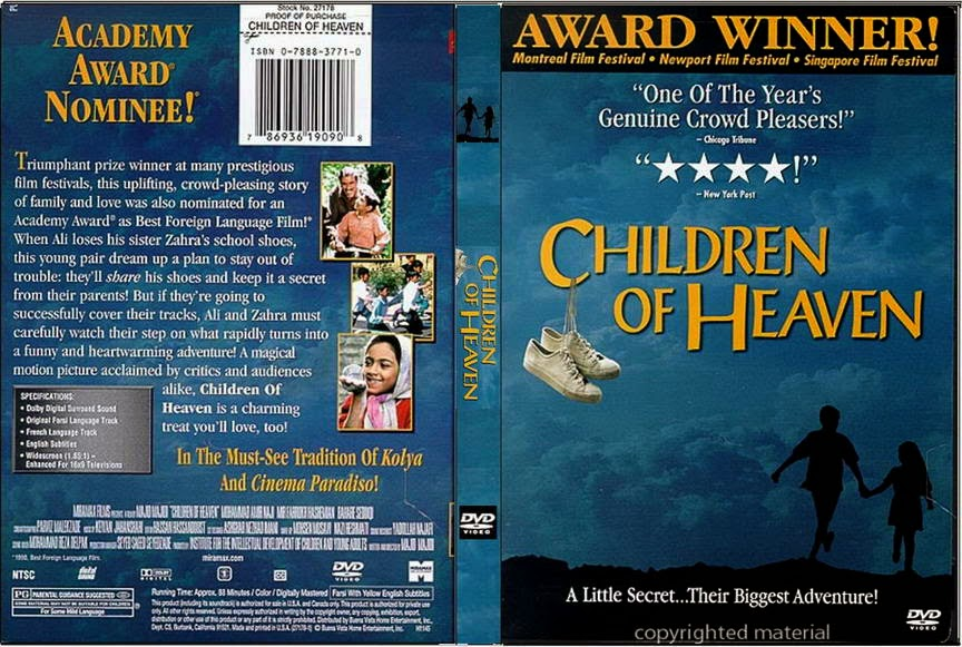 Inspirasi Film Children Of Heaven