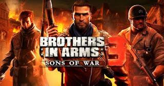 Brothers in Arms 3 Apk v1.4.3d (Mega Mod)