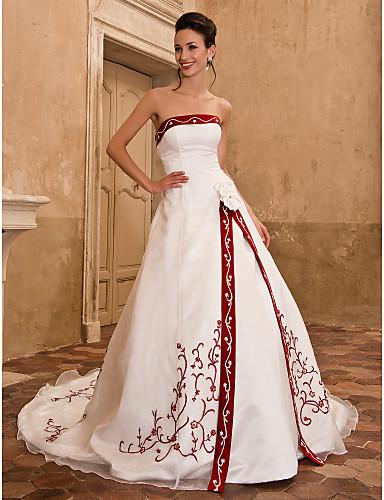 vestidos de novia con color lila