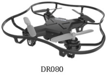 Astrum Flies High with DR130 & DR080 Toy Quadcopter Drones