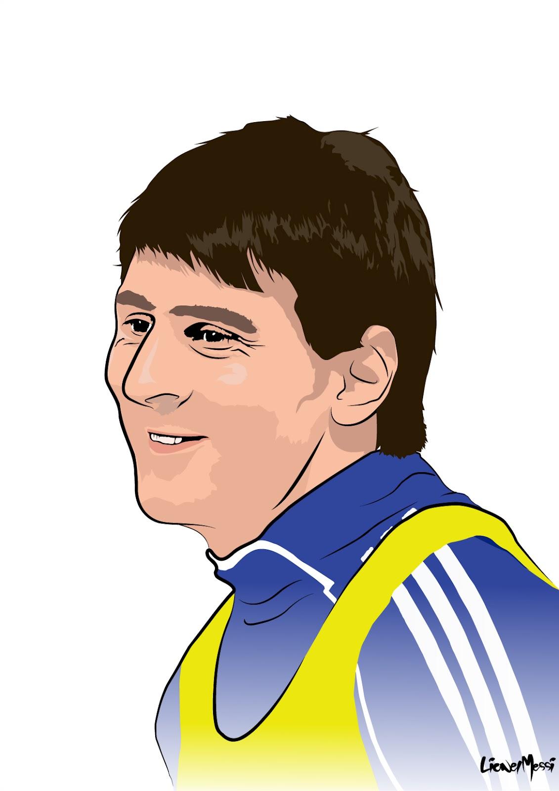 Jersey Messi Lionel 2012