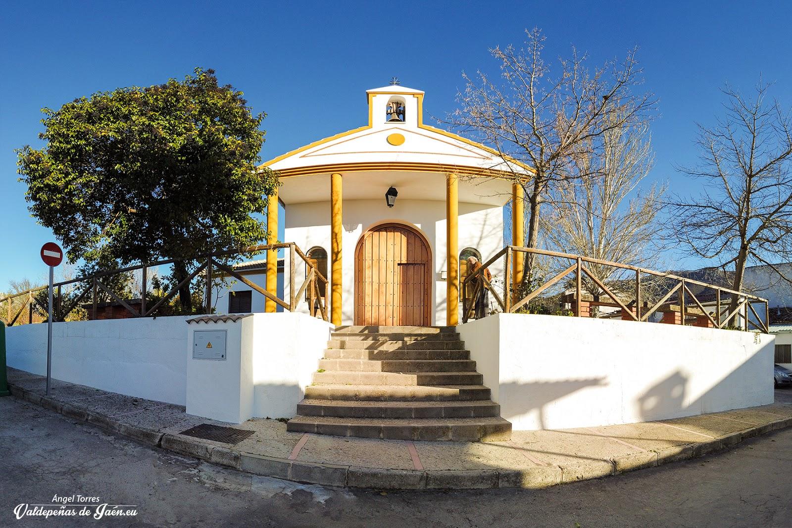 Ermita de San Juan en Valdepeñas de Jaén