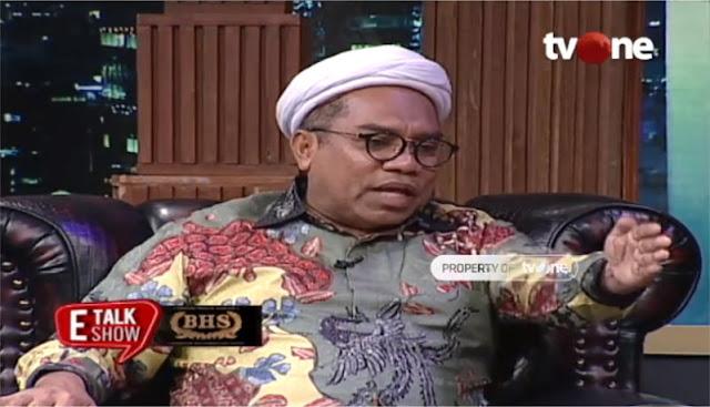 Ditanya soal Keinginan Bergabung jika Prabowo Menang Pilpres, Begini Jawaban Ngabalin