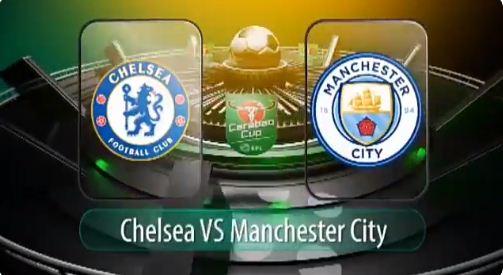 Jadwal Final Piala Liga Inggris Chelsea vs Manchester City - Live TVRI