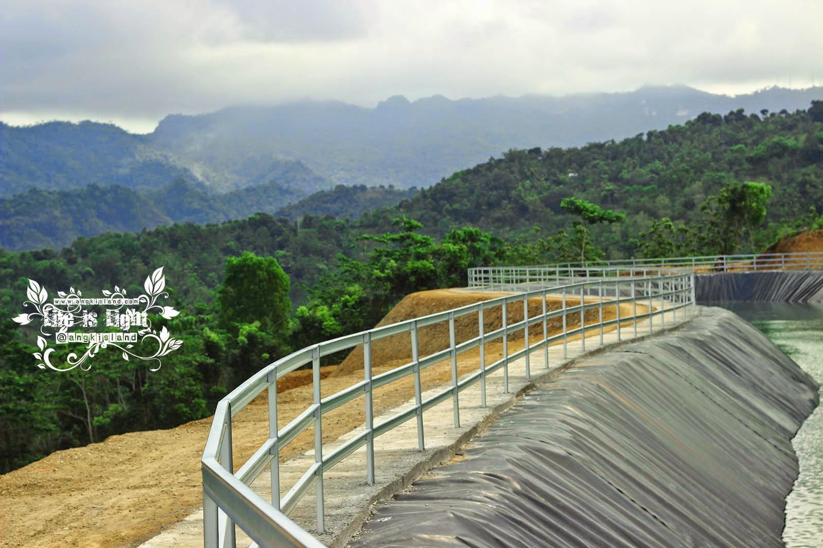 embung kleco view