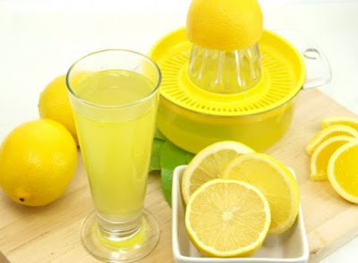 Gambar Jus Lemon
