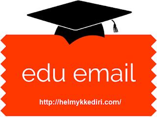 Cara membuat email edu