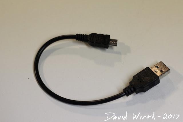 trezor cable type