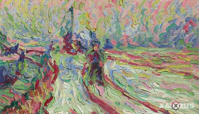Contoh Aliran Seni Rupa atau Seni Lukis Ekspresionisme