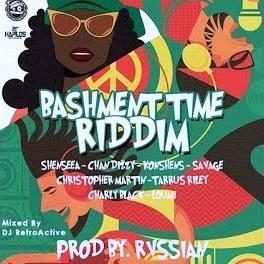 Bashment Time Riddim   Bacchanal Jamaica 2018 Sokah2Soca