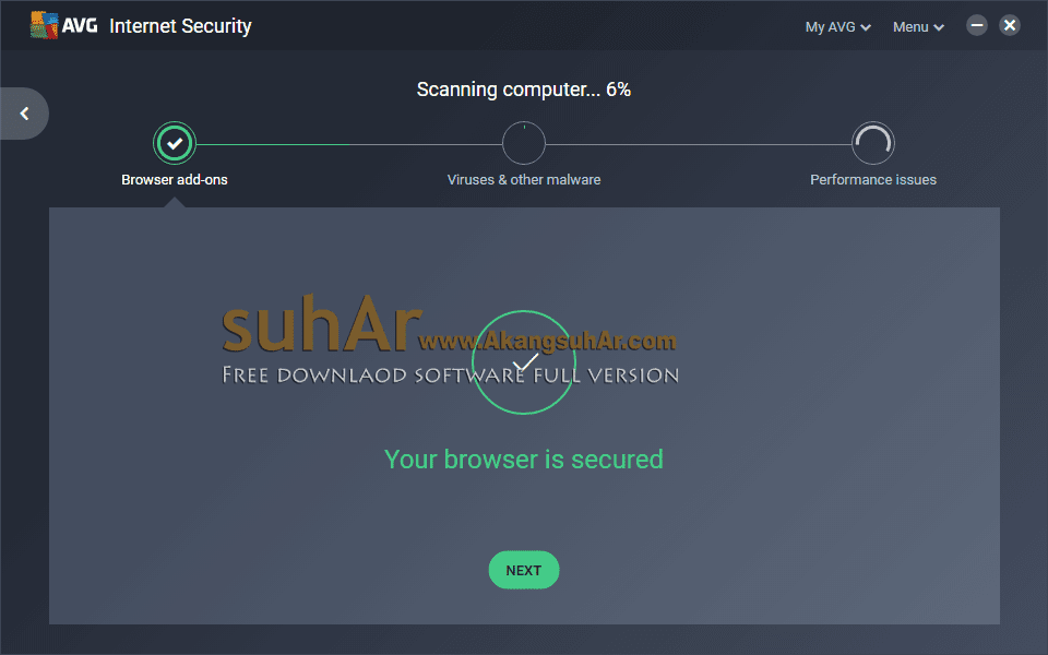Free Download AVG Internet Security 2018 Full License Key
