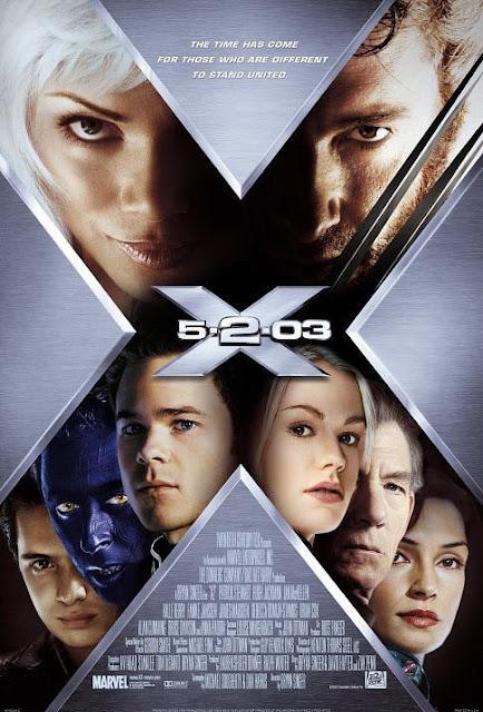 X-MEN 2 United ศึกมนุษย์พลังเหนือโลก ภาค 2