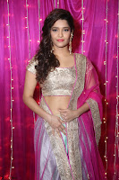 Ritika Sing in Golden Pink Choli Ghagra Cute Actress Ritika Sing ~  017.JPG