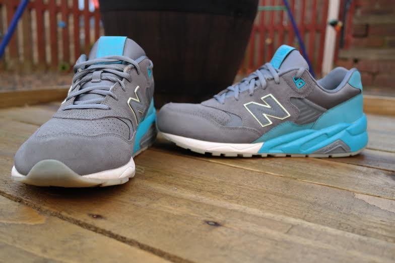 timeless design d8e76 83ac0 new balance 580 elite edition solarized