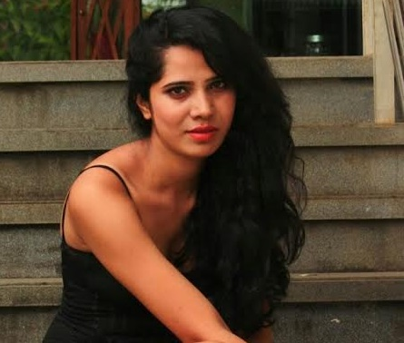 22-year-old Myra DeSouza is Ms Pune Online 2017