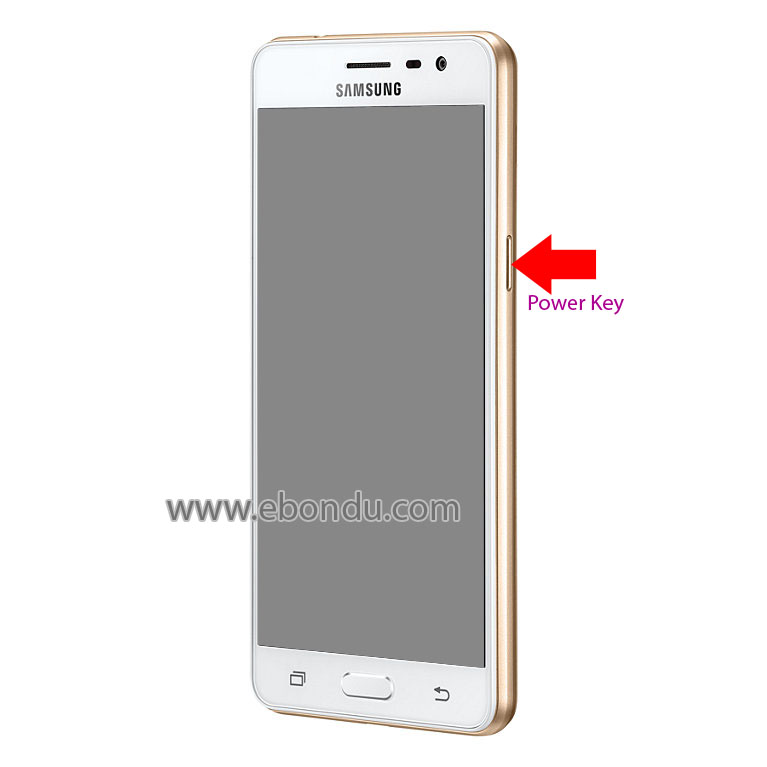 samsung j3 how to show messages on lock screen