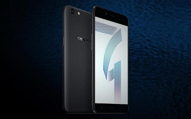أوبو تكشف عن هاتفها الجديد Oppo A71 للفئة المتوسطة بسعر مميز