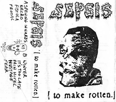 "SEPSIS - ""TO MAKE ROTTEN"""