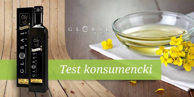 TEST  Oleju z rzepaku i lnu (24%) o klasycznym smaku, tłoczony na zimno + PRZEPIS