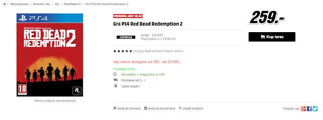 Red Dead Redemption 2 podría salir el 3 de Octubre
